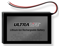 ULTRALIFE LITH-ION UBP103450/PCM UBP001