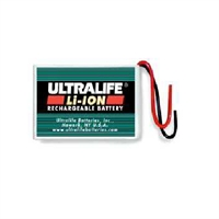 ULTRALIFE LITH-ION UBP463048/PCM UBP003