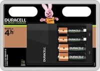 DURACELL LADER CEF14 HI SPEED VALUE INCL 2AA/2AAA