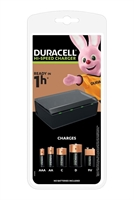 DURACELL LADER CEF22 HI-SPEED MULTICHARGER (EXCL BATT)