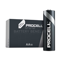 DURACELL PROCELL ALKALINE AA /LR06/PC1500 BOX10