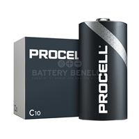 DURACELL PROCELL ALKALINE C/LR1400/MN1400 BOX10
