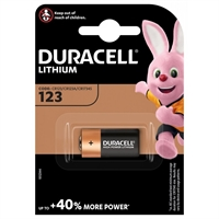 DURACELL LITHIUM ULTRA DL123 BLISTER 1