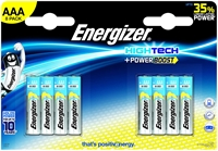 ENERGIZER HIGH TECH ALKALINE AAA/R03 BLISTER 8