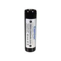 KEEPPOWER 18650 LI-ION 2900mAh PROTECTED/BUTTON TOP