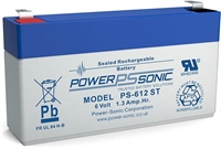 POWERSONIC PS612 AGM L97xB24xH51MM F1 HAAKS