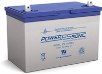 POWERSONIC 12V/100AH SLA  AGM PS121000