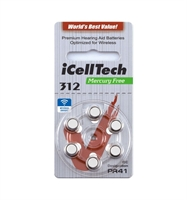 I CELL TECH MERCURY FREE 312