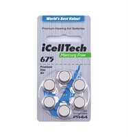 I CELL TECH MERCURY FREE 675