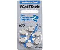 I CELL TECH MERCURY FREE CI 675
