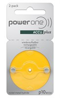 POWER ONE P10  ACCUPLUS Ni-MH BL2 *p/st*
