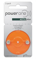 POWER ONE P13  ACCUPLUS Ni-MH BL2 *p/st*