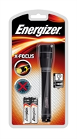ENERGIZER ZAKLAMP X-FOCUS LED + 2AA