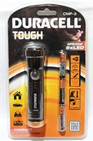 DURACELL ZAKLAMP TOUGH COMPACT3 9LED 3XAAA