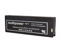 MULTIPOWER SLA MP12V 22A-SNAP-IN