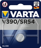 VARTA WATCH V390 BLISTER 1 GROOT