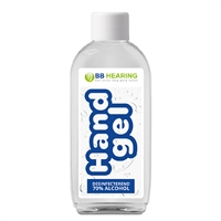 BB HEARING HANDGEL DESINFECTEREND 90 ML FLACON