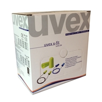 UVEX X-FIT 200 PAAR IN BOX