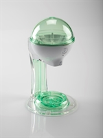 GERMSTAR MINI DISPENSER GROEN/WIT