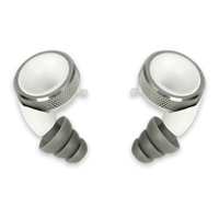KNOPS KNURLED WHITE